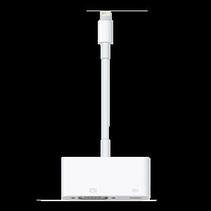 Lightning to VGA Adapter_Apple _1