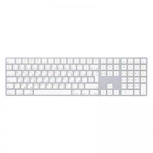 Magic Keyboard with Numeric Keypad Arabic_Apple_alpha store kuwait