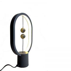 Heng Balance Lamp Ellipse Mini Plastic USB-C Dgrey_alpha store Kuwait Online Shopping