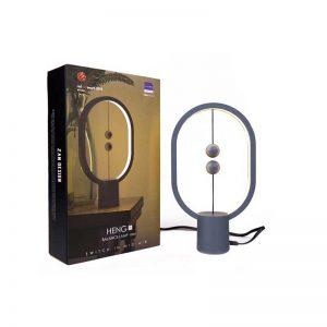 Heng Balance Lamp Ellipse Mini Plastic USB-C Lgrey_alpha store Kuwait Online Shopping