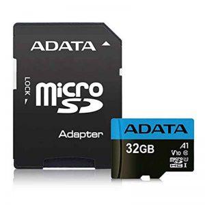ADATA MICRO SD MEMORY CARD HIGH SPEED C10 32GB_alpha store online shopping Kuwait