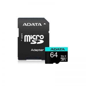 ADATA Premier Pro microSDXC/SDHC UHS-I U3 Class 10 64GB_alpha store online shopping Kuwait
