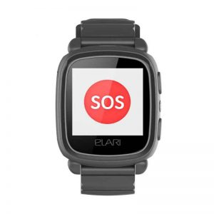 Elari KidPhone 2 Smart Watch Black_alpha Store Online Store in Kuwait