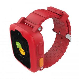 Elari KidPhone 3G Red Smart Watch_alpha Store Online Shopping Kuwait