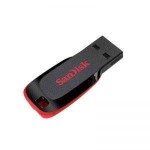 SanDisk Cruzer Blade USB Drive 32GB
