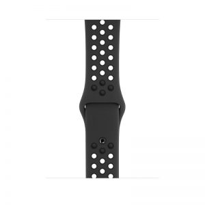 Apple 44mm Anthracite:Black NikeSportBand S:M & M:L - Anthracite:Black_1_alpha store Online Shopping in kuwait