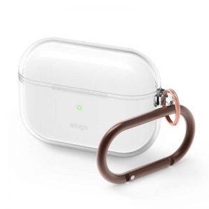 Elago AirPods Pro Clear Case - Clear_1_alpha store online shopping in kuwait