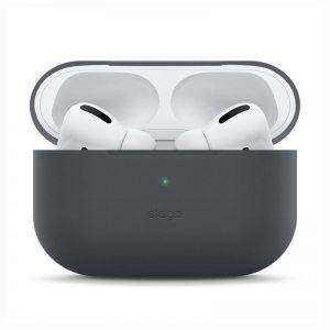 Elago AirPods Pro Slim Case - Dark Gray_1_alpha store online shopping in kuwait