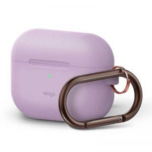 Elago AirPods Pro Slim Hang Case - Lavender_1_alpha store online shopping in kuwait