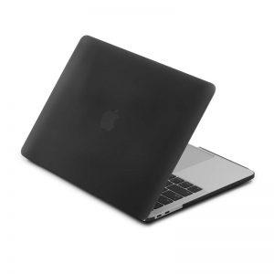 Lention Sand Series Case for MacBook Pro 16 - Black_1_alpha store online shopping in kuwait