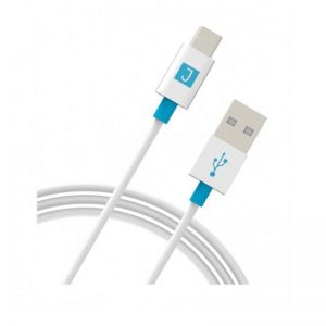 Juku USB-A TO USB-C Cable 1.2M - White