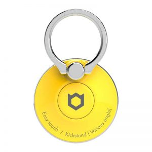 Obliq iFace SmartRing Inner Type : Yellow