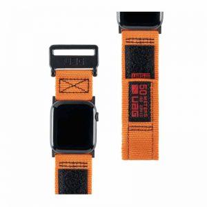 UAG Apple Watch 40/38 Active Strap- Orange_alphastore_kuwait