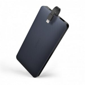 Ugreen 10000mAh (MFI)With Ligthing Cable+USB Cable_aphastore_kuwait