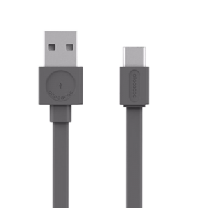 allocacoc USB cable USB-C Basic - GREY