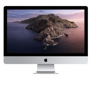 27-inch iMac 5K 3.1GHz 6-core 10th i5 8GB 256GB SSD Radeon Pro 5300 4GB