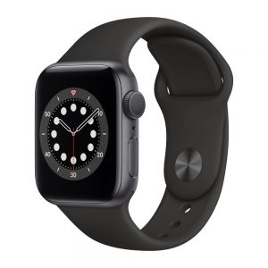 Apple_Watch_Series_6_GPS_40mm_Space_Gray_Aluminum_Black_Sport_Band_34R_Screen__USEN