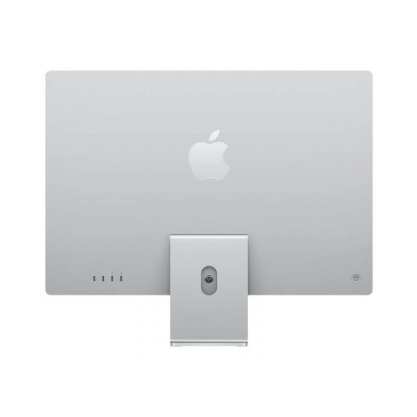 24 inch iMac 4.5K M18C CPU 7C GPU 256GB SSD Silver_alphastore kuwait_apple_1
