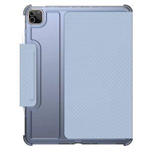 "[U] by UAG iPad Pro 5th Gen 12.9"" 2021 Lucent Case (Soft Blue)"