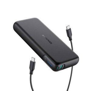 RAVPower RP-PB201 PD Pioneer 20000mAh 60W 2-Port Portable Charger Offline Black