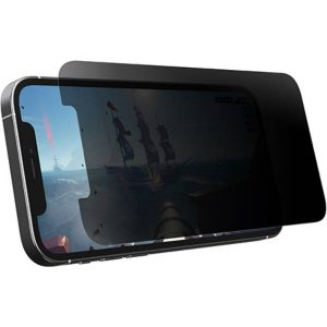 OtterBox iPhone 12 / iPhone 12 Pro Gaming Horizontal Privacy Guard - Glass Screen Protector