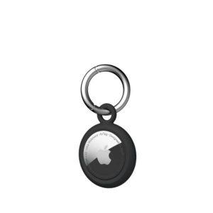 [U] by UAG Apple AirTags Dot Keychain Case (Black)