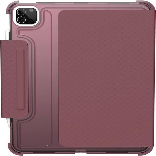 "[U] By UAG iPad Pro 11"" iPad Air 10.9"" Lucent Case (Aubergine/Dusty Rose)"