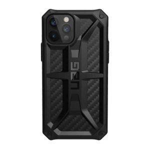 UAG iPhone 13Pro Max Monarch Case - Carbon Fiber