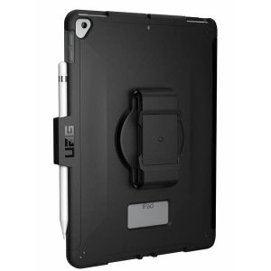 """UAG iPad 10.2"""" (7th & 8th Gen) Scout with Handstrap Black"""