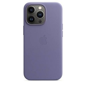 iPhone 13 Pro Max Leather Case with MagSafe - Wisteria