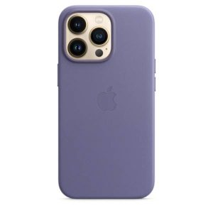 iPhone 13 Pro Leather Case with MagSafe - Wisteria