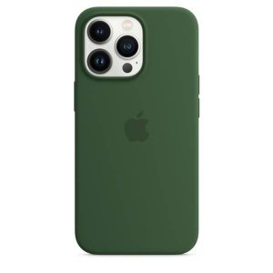 iPhone 13 Pro Silicone Case with MagSafe – Clover