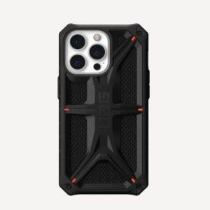 UAG iPhone 13 Pro Monarch Case - Kevlar Black
