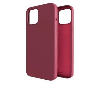 Smart Premium Magsafe Silicon Case for iPhone 13 PRO MAX- Plum