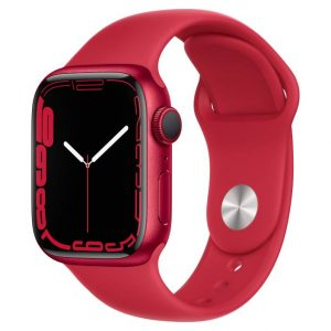 Watch S7 GPS 41mm (PRODUCT)RED Aluminium Case -(PRODUCT)RED Sport Band
