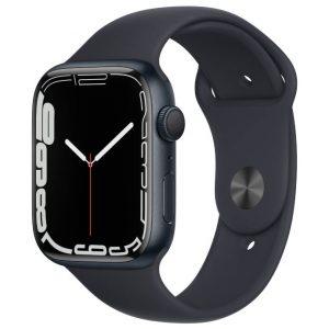 Watch S7 GPS 45mm Midnight Aluminium Case -Midnight Sport Band