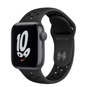 Watch Nike SE GPS 40mm Space Grey Alum, Anthracite/Black Band